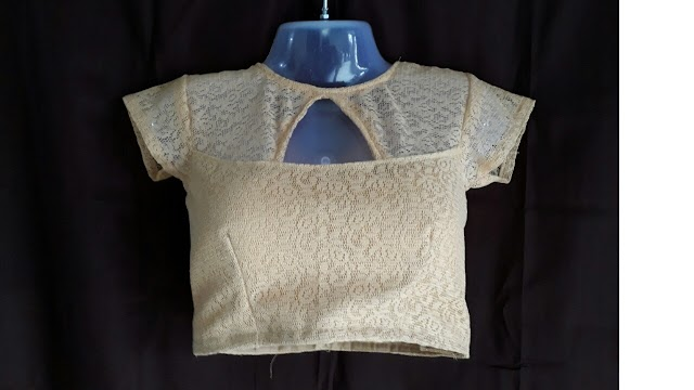 How To Make Padded Blouse