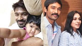 Tamil Actor Dhanush Family Photos – Actor Dhanush Children Photos