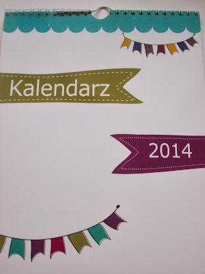 kalendarz personalizowany