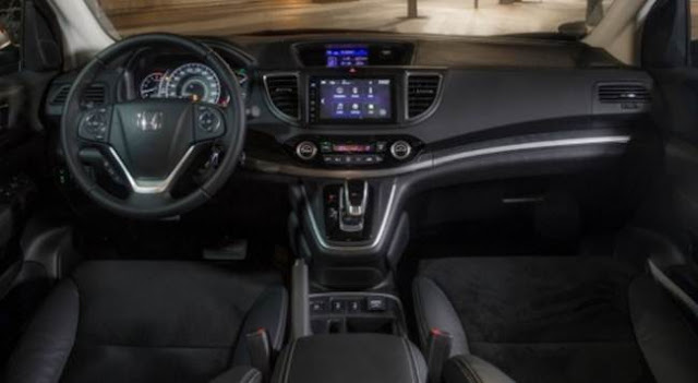 2018 Honda CRV Hybrid Redesign