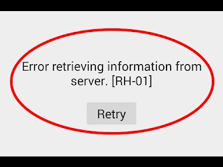 Fix error retrieving information from a server