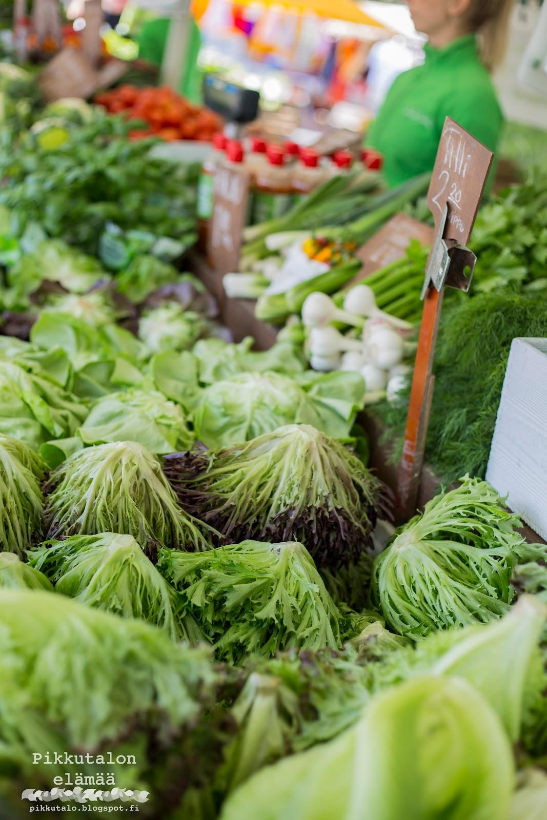Upeat Deli Verde salaatit