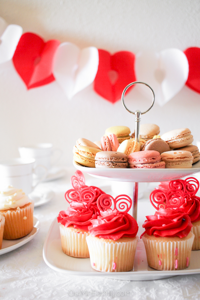 How to Host a Galentine\u0027s Day Tea Party - Our Mini Family