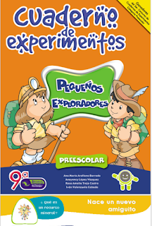 Experimentos cientificos preescolar