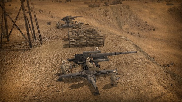 Codename Panzers: Phase Two (2005) PC Full Español