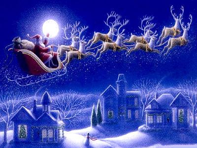 El origen de Santa Claus (Papá Noel)
