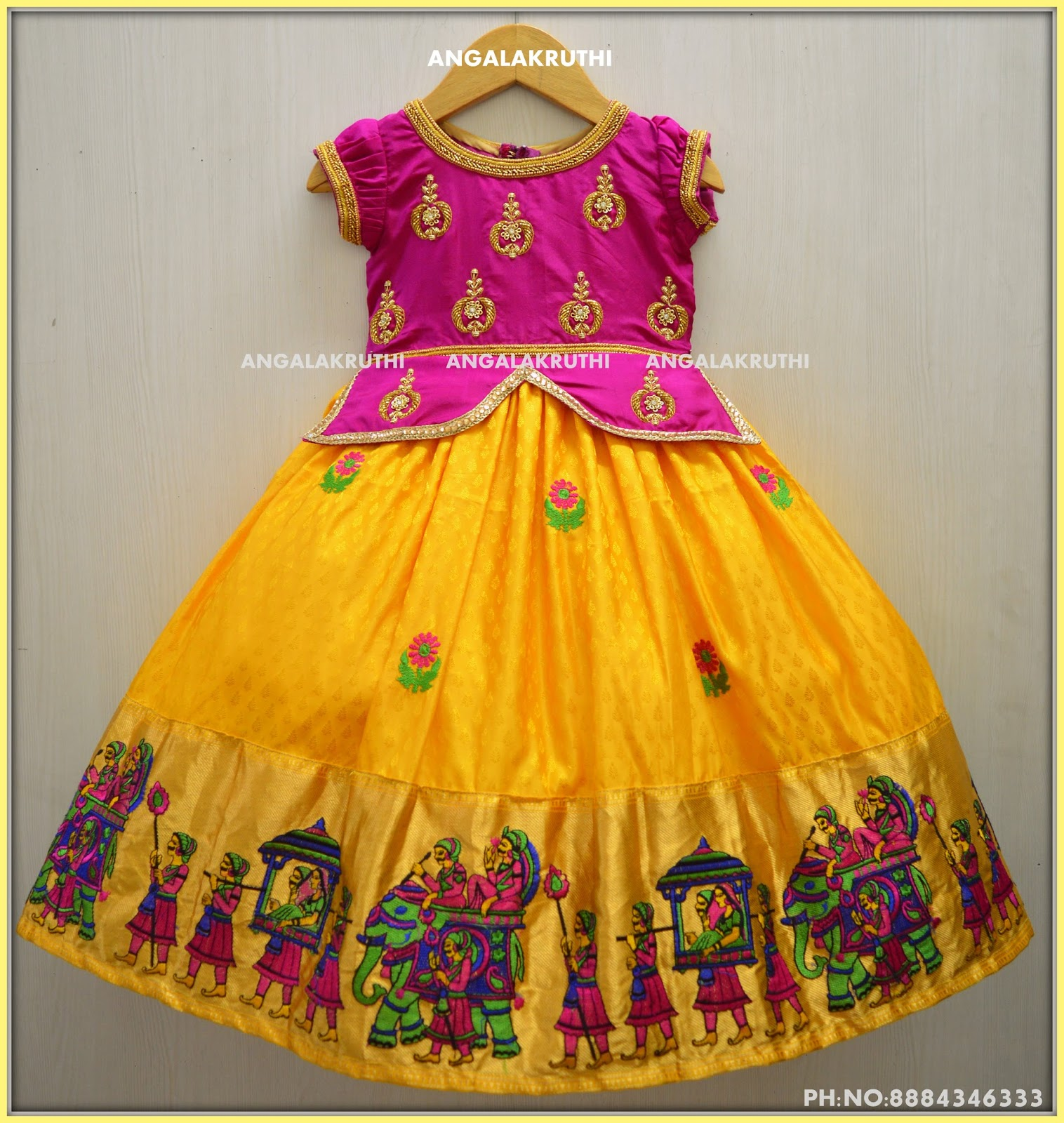 45aab7c35d1 Kids Party wear - custom designs by Angalakruthi boutique bangalore.  ANGALAKRUTHI- Custom designer boutique in Bangalore with online order ...