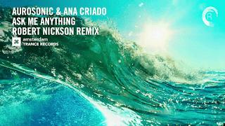 Lirik Lagu Ask Me Anything - Aurosonic & Ana Criado