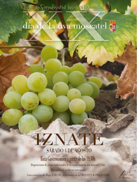 Día de la Uva Moscatel Iznate 2018