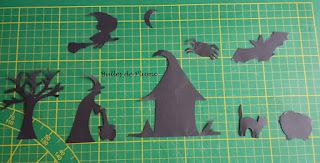 Bulles de Plume - DIY Théâtre d'ombres