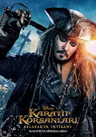 Pirates of the Caribbean Dead Men Tell No Tales Poster Johnny Depp 3