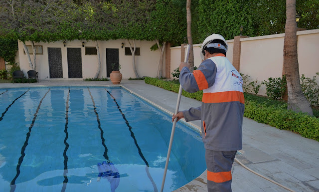 RepairEXP - Swimming Pool Cleaning
