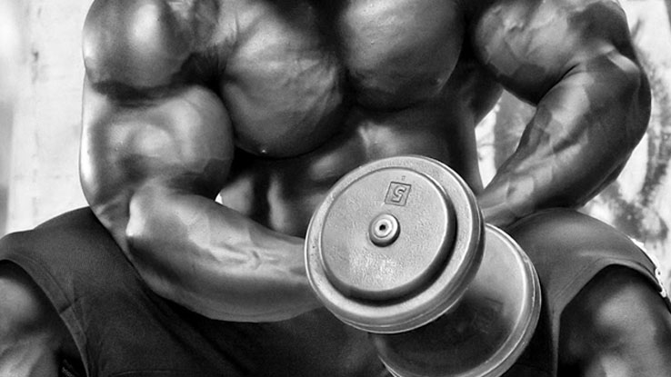 Cara Membentuk Otot Bicep dengan Latihan Dumbbell