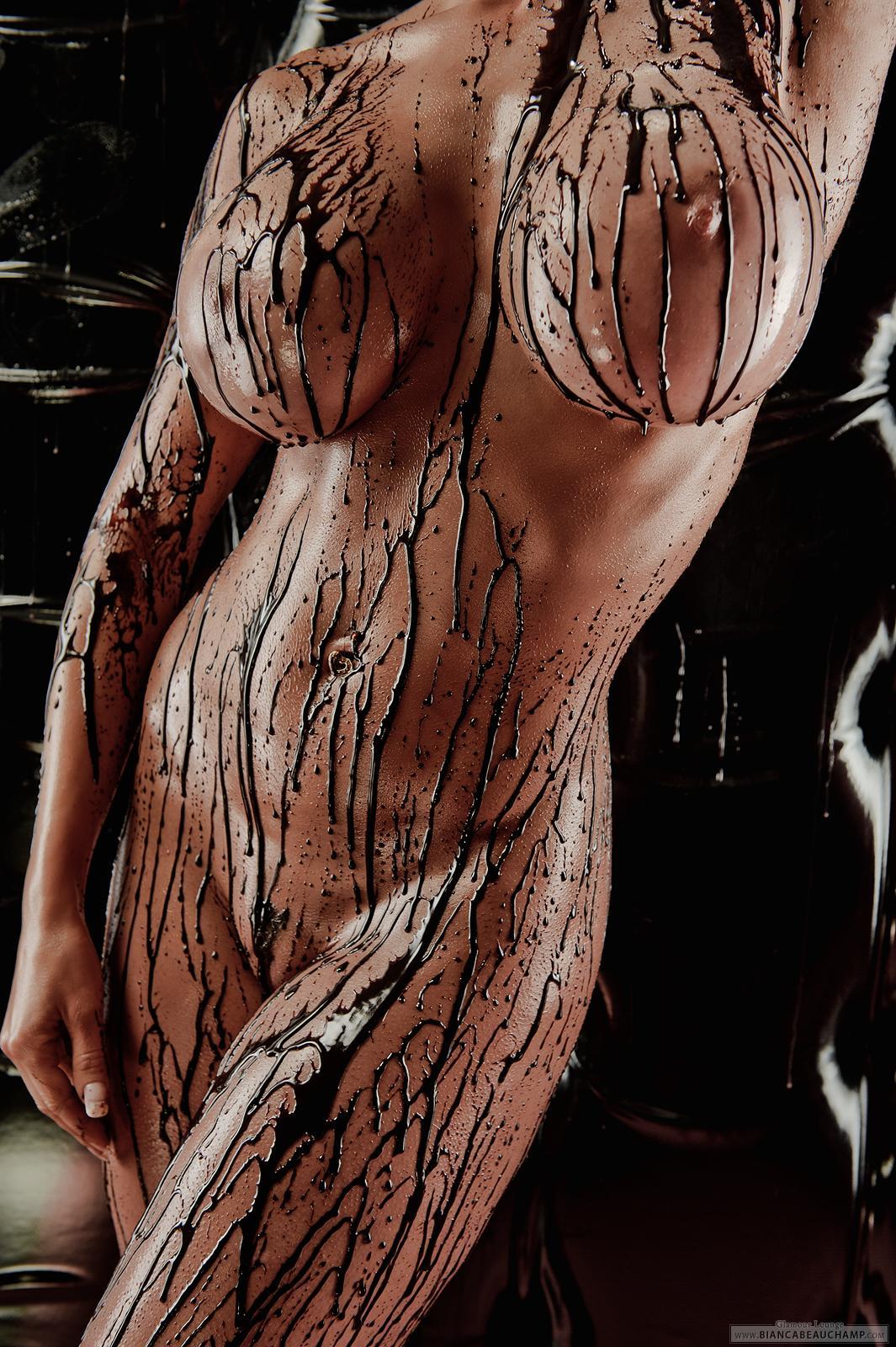 Bianca king hot nude