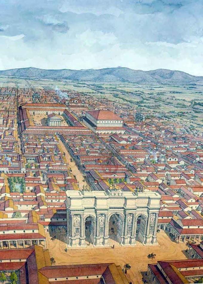 12.000 χρόνια ιστορίας γενετικής ροής, μεταναστεύσεων και ποικιλομορφίας στην αρχαία Ρώμη