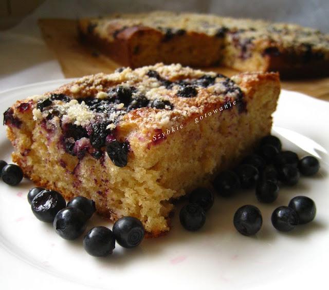 Pyszne ciasto drożdżowe przepis
