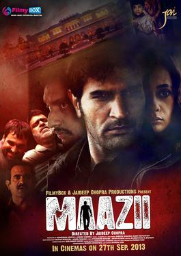 Maazii 2017 Hindi 720p HDRip 850mb