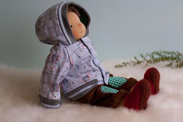 Waldorf doll by Down Under Waldorfs, Waldorf Inspired dolls, Australian handmade