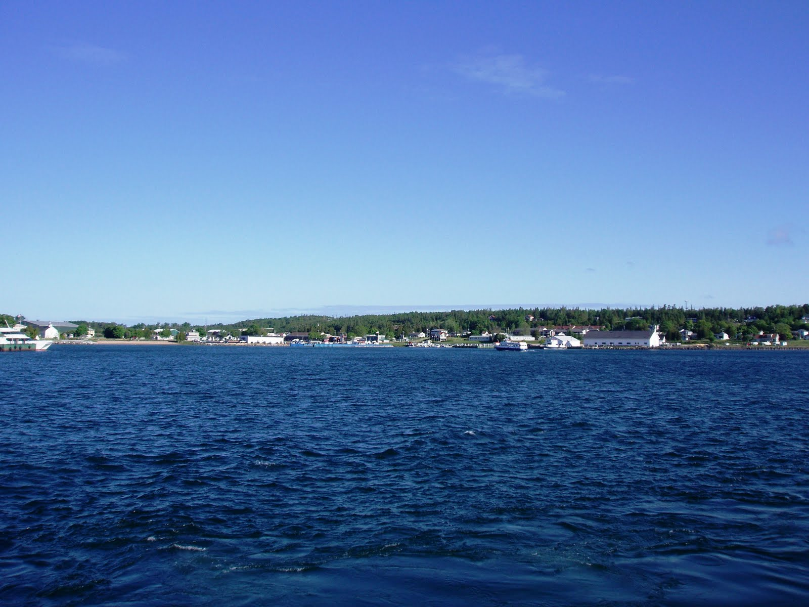 History And Culture By Bicycle Lake Huron Michigan And