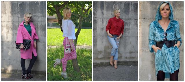 outfit marzo 2017 outfit primaverili marzo 2017 outfit mariafelicia magno colorblock by felym fashion blog italiani fashion blogger italiane blogger italiane di moda
