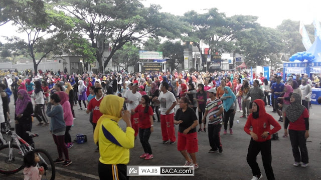 Pecutan untuk Kaum Urban, Olahraga Giat, Sholat Ga Kuat?