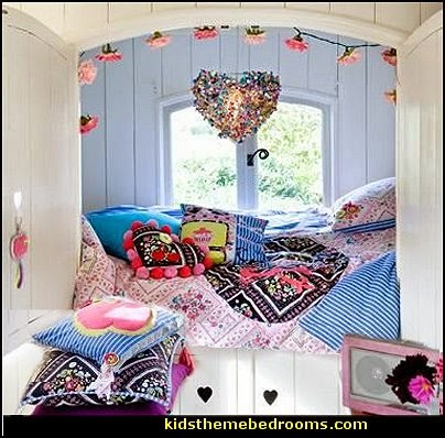 Decorating theme bedrooms maries manor boho style - How to decorate a bohemian bedroom ...