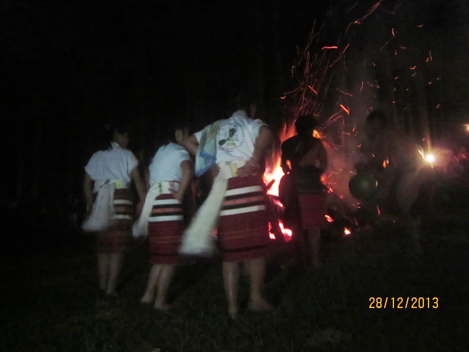 sagada bonfire fiesta