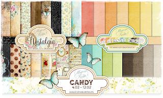 102. Candy w Magicznej Kartce