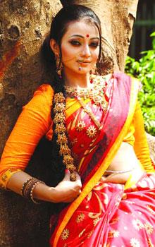 Bangladeshi Model And Actress Nazia Haque Orsha