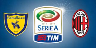 Serie A Chievo Milan probabili formazioni video