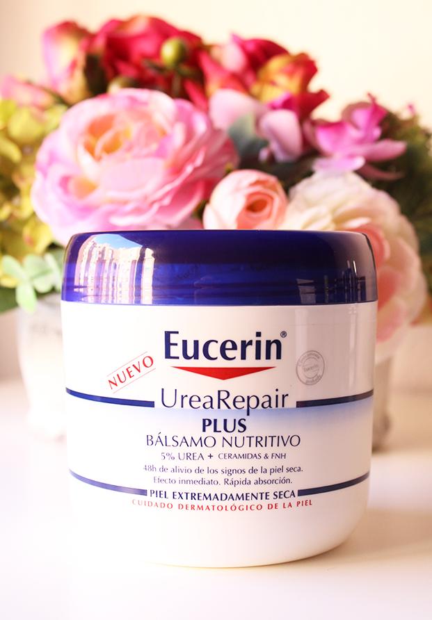 UreaRepair Plus, el nuevo bálsamo corporal de Eucerin para pieles muy secas