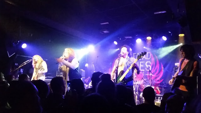 the dead daisies the answer barcelona