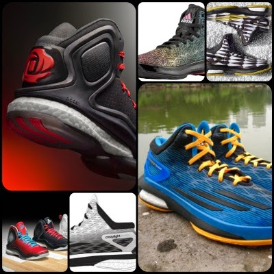 bd46af70c48e PR  The adidas Crazy Light Boost and D Rose 5 Boost! - Hoop Nut