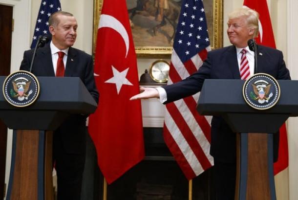 Erdogan: Trump Telah Dipermainkan, Saya tahu Siapa Dalangnya