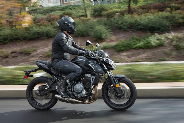 Motos nuevas para 2018