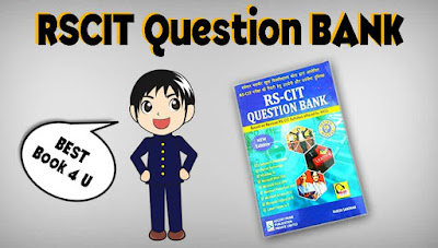 RSCIT Question bank, rscit question bank 2019, rscit question bank in hindi, rscit question bank in english, rkcl question bank,