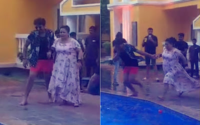 bharti-singh-harsh-pool-party
