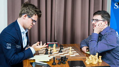 Information About Magnus Carlsen Chess Games