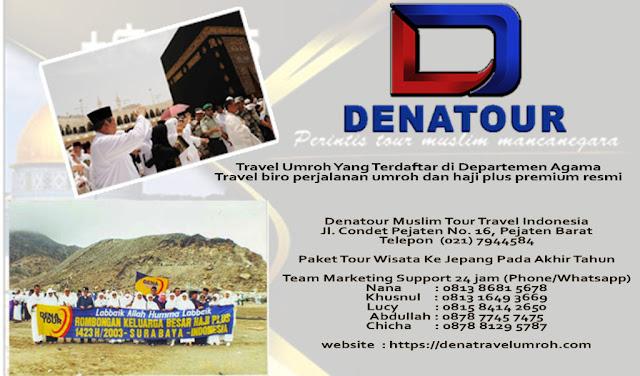 Rekomendasi Tour Travel Haji serta Umrah Plus Islami Resmi Terbaik di Jakarta