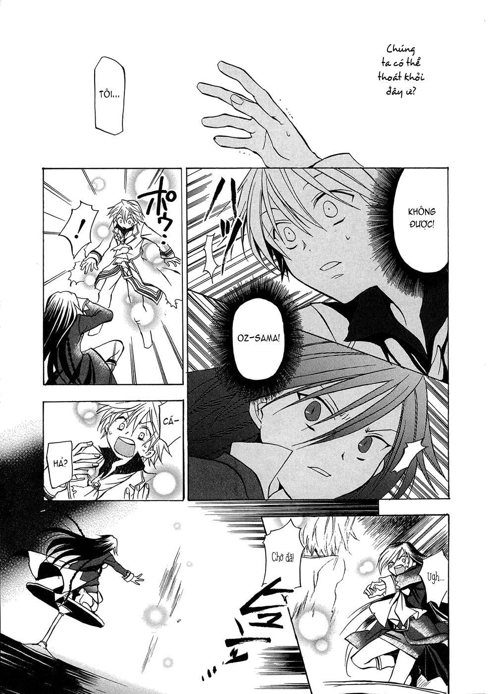 Pandora Hearts chương 003 - retrace: iii prisoner & alichino trang 18