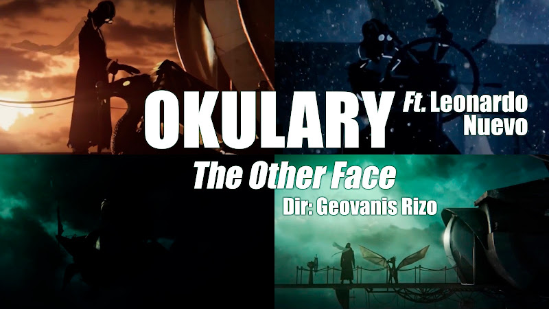 Okulary Band & Leonardo Nuevo - ¨The other face¨ - Videoclip / Dibujo Animado - Dirección: Geovanis Rizo. Portal del Vídeo Clip Cubano