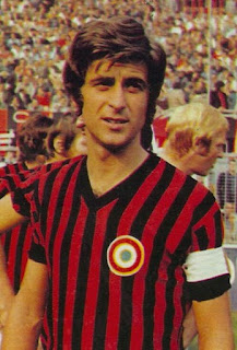 AC Milan star Gianni Rivera had a long-running feud with Brera