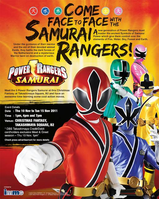 power rangers samurai meet other baseball