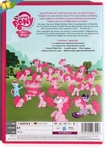 My Little Pony - Le royaume de cristal
