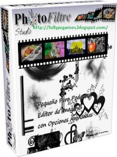 PHOTOFILTRE X TÉLÉCHARGER 10.5.0 STUDIO