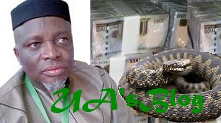 Strange snake: Return government money, walk away free – JAMB tells corrupt officials