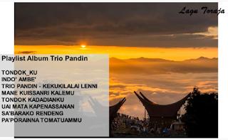 Lirik Lagu Kekukilalai Lenni by Trio Pandin