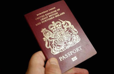 EU / british passport