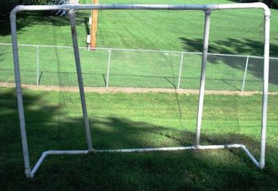 Cara Hemat Bikin Sendiri Gawang Sepak Bola Futsal dari Pipa Pvc