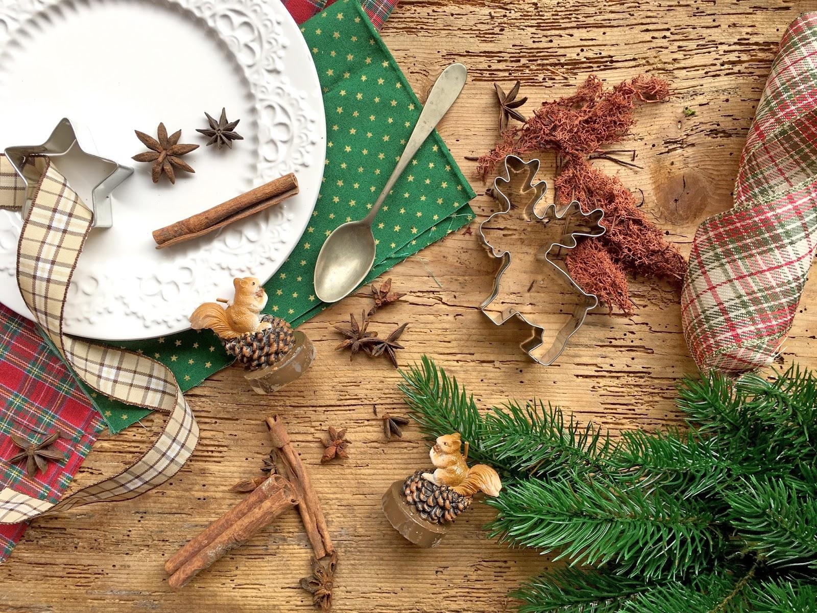 Idee Creative Per Natale idee creative per decorare la tavola di natale ⋆ dilli dalli